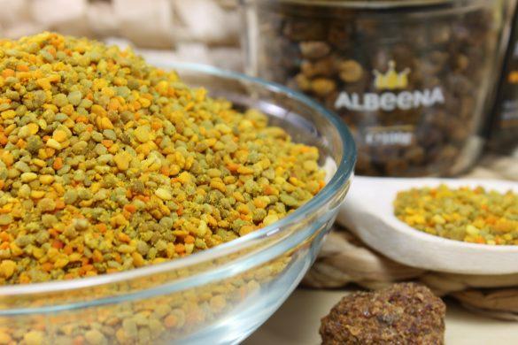 polen crud bol albeena