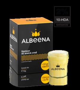 oferta laptisor albeena 50gr+10gr gratis